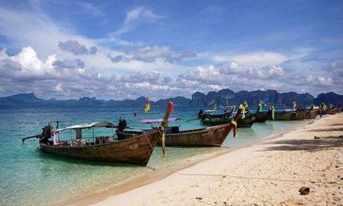 Zdjecie TAJLANDIA / Krabi / Raj :) / Relaks na wyspa