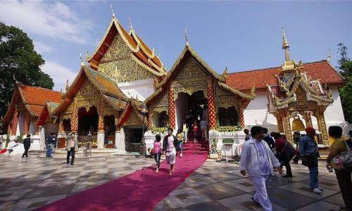 Zdjęcie TAJLANDIA / - / Chiang Mai / Doi Suthep