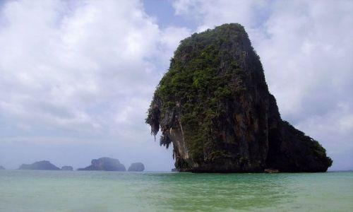 Zdjecie TAJLANDIA / południowa Tajlandia / Phranang Beach / Phranang Beach