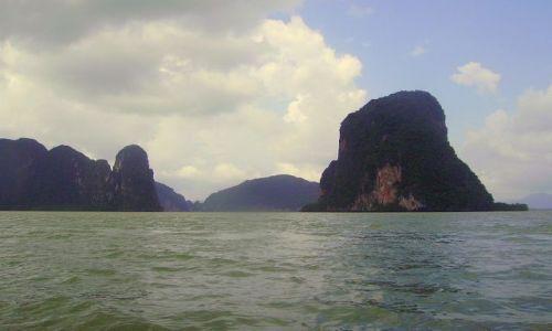 Zdjecie TAJLANDIA / południowa Tajlandia / Ao Phang Nga / w Parku Narodowym Ao Phang Nga