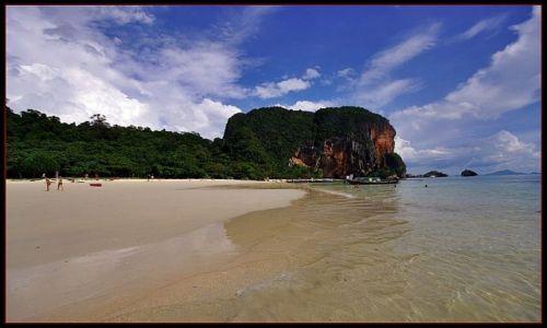Zdjecie TAJLANDIA / Krabi / Phra Nang / Phra Nang Beach