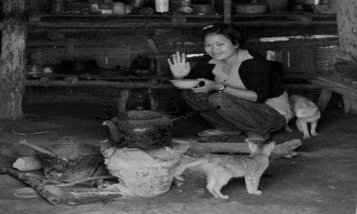 TAJLANDIA / brak / brak / portret z czajnikiem
