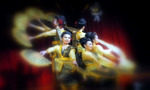 Zdjęcie TAJLANDIA / brak / Bangkok / wachlarz