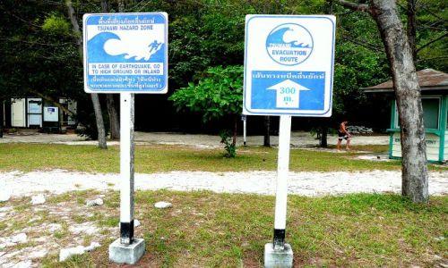 TAJLANDIA / Morze Andamańskie / Ko Mai Thon / To nie są żarty ...