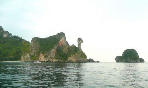 Zdjecie TAJLANDIA / Krabi / Koh Dam Khwan / Chicken Head