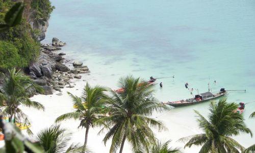 Zdjecie TAJLANDIA / brak / Koh Samui / Rajska Plaża