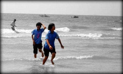 Zdjęcie TAJLANDIA / brak / Pattaya / wyścig wodny