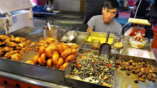 """Zdjęcia: Taipei, Kulinarne wspaniałości na """"Night market"""", TAJWAN"""