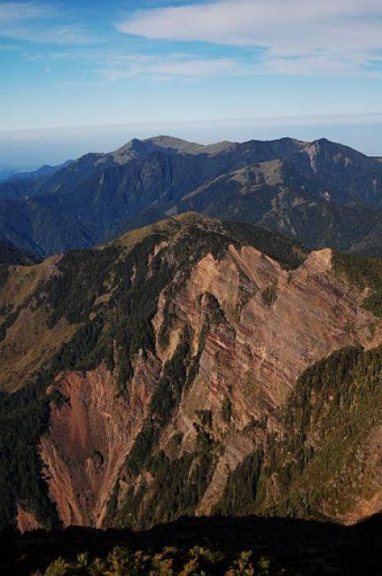 Zdjęcia: Park Narodowy Shei-pa, Góry, TAJWAN