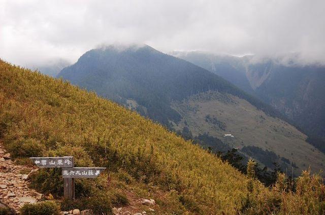 Zdjęcia: Tajwan, W górach, TAJWAN