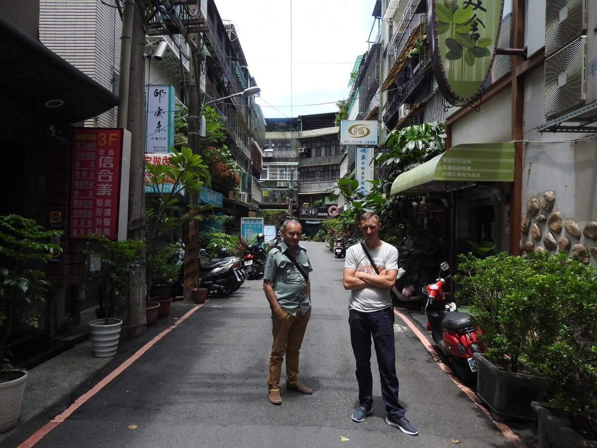 Zdjęcia: Stolica Tajwanu, Przechadzka po Tajpej, TAJWAN