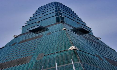 Zdjęcie TAJWAN / - / Taipei / Taipei 101 (Taiwan)