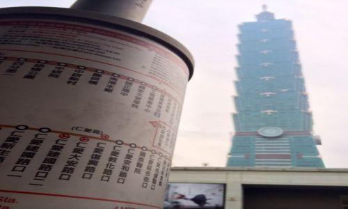 Zdjecie TAJWAN / Taipei / Taipei 101 / Taipei 101