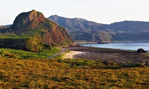 TAJWAN / - / Wyspa Ludao / Piękna wyspa