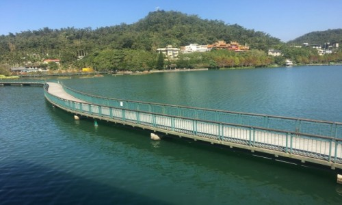 Zdjecie TAJWAN / - / Sun Moon Lake / Sun Moon Lake