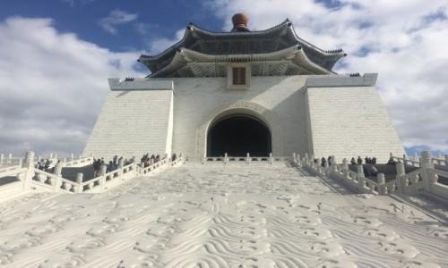 Zdjęcie TAJWAN / - / Taipei / Chiang Kai-shek Memorial Hall