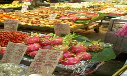 Zdjecie TAJWAN / brak / Taipei / Płonący smok - egzotyka na stole