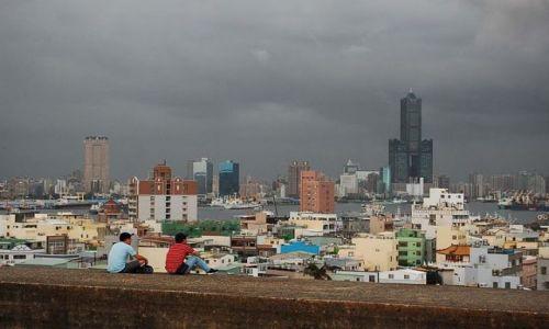 TAJWAN / - / Kaohsiung / Przed burzą