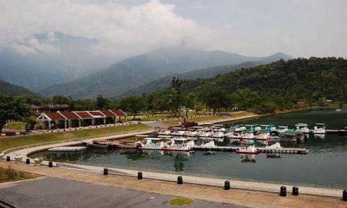 Zdjęcie TAJWAN / - / Okolice Hualien / Jezioro Liyu