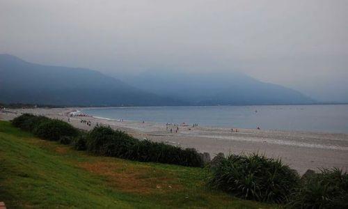 Zdjęcie TAJWAN / - / Hualien / Plaża w Hualien