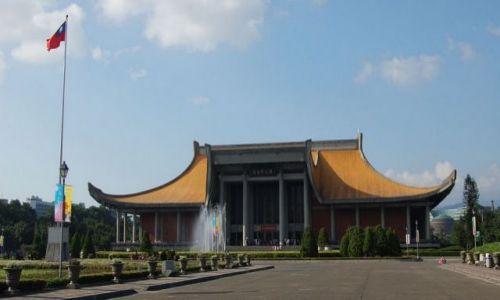 Zdjęcie TAJWAN / - / Taipei / Sun Yatsen Memorial Hall