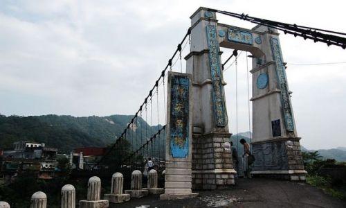 Zdjęcie TAJWAN / - / Tajwan / Most