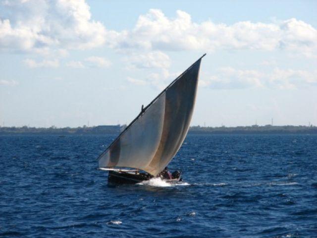 Zdjęcia: Ocean Indyjski, Dow, TANZANIA