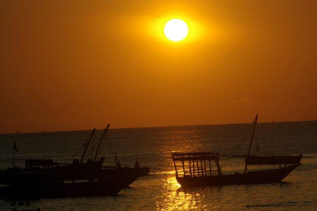 Zdjęcia: Stone Town, Zanzibar, Zanzibarskie zachody słońca... ehhhhhhhhh, TANZANIA