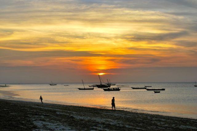 Zdjęcia: Zanzibar, Evening, TANZANIA