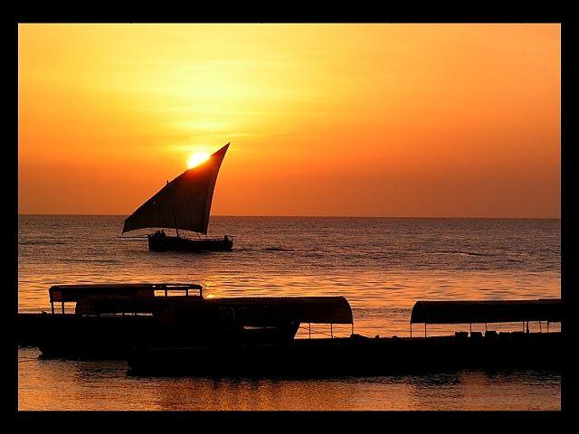 Zdjęcia: Stone Town, Zanzibar, Żeglarska sielanka, TANZANIA