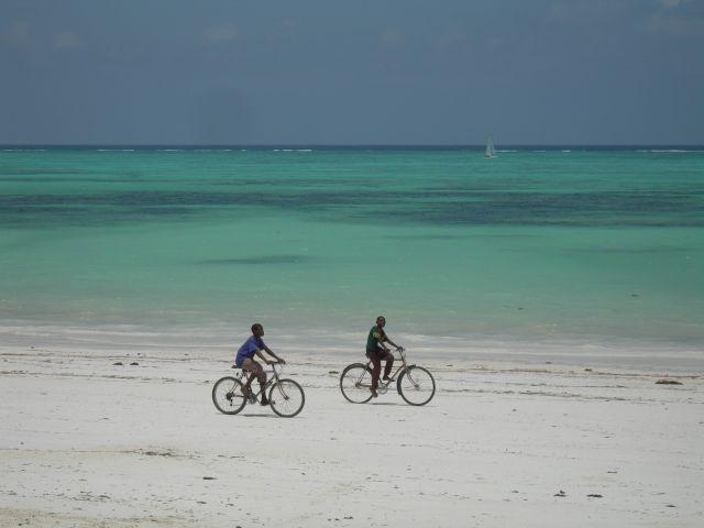 Zdjęcia: Wschodnie Wybrzeże Zanzibaru, Zanzibar, Powrót, TANZANIA