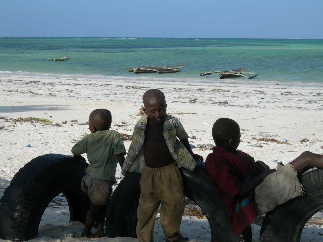 Zdj�cia: Wschodnie Wybrze�e Zanzibaru, Zanzibar, Nuda, TANZANIA