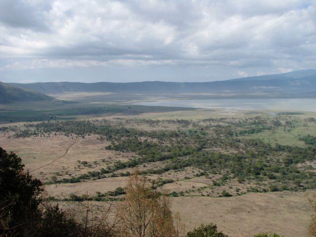 Zdjęcia: Ngorongoro, Afryka,, Krater Ngorongoro, TANZANIA