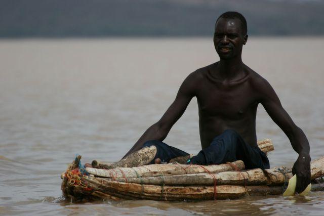 Zdj�cia: w drodze do Tarangire NP, gdzie ten pion si� podzia�?, TANZANIA