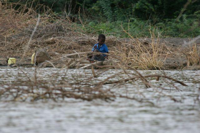 Zdjęcia: Ngorongoro krater, Mamo, gdzie jesteś?, TANZANIA