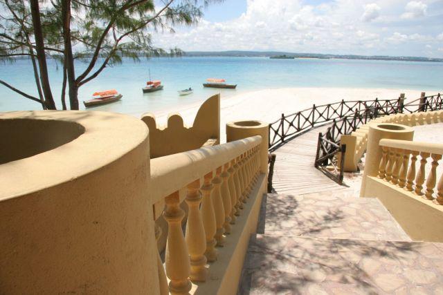 Zdjęcia: Zanzibar, Wyspa Więzienna, TANZANIA