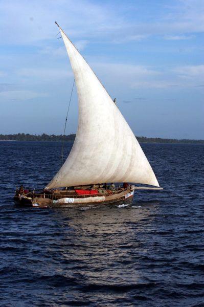 Zdjęcia: Zanzibar, byle wiatr był..., TANZANIA