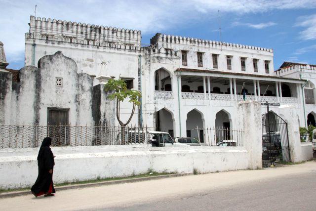 Zdj�cia: Zanzibar, ulica Stone Town, TANZANIA