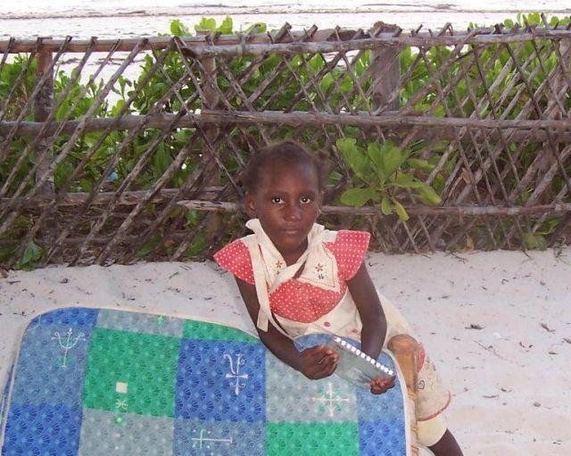Zdjęcia: Jambiani, Zanzibar, a wszystko te czarne oczy, TANZANIA