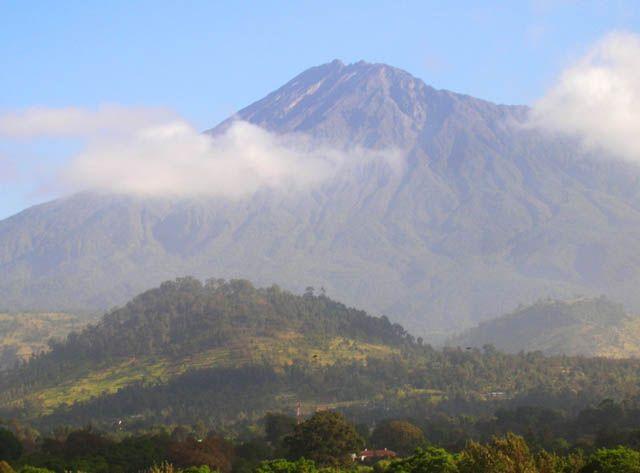 Zdjęcia: Arusha, Wulkan Meru, TANZANIA