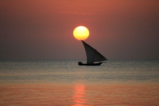 Zdjęcia: Nungwi, Zanzibar, Spokoj ..., TANZANIA