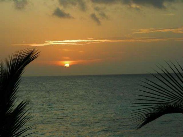 Zdjęcia: Jambijani, Zanzibar, Słońce mówi - dobranoc, TANZANIA