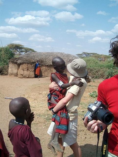 Zdjęcia: Longido, w gościnie u Masajów, TANZANIA