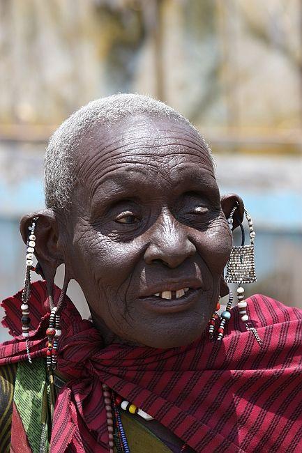 Zdjęcia: Gdzieś w Tanzanii, Te uszy, TANZANIA