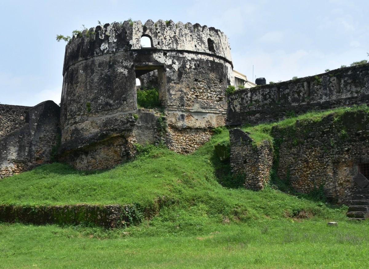 Zdjęcia: Stone Town, wybrzeże zachodnie, Zanzibar, Stary Fort (Ngome Kongwe), TANZANIA