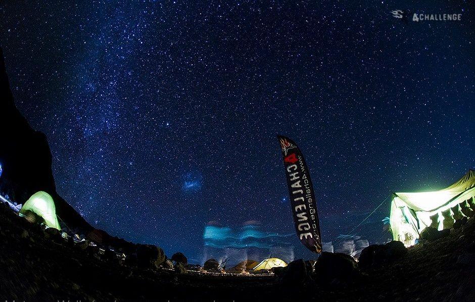 Zdjęcia: Kilimandżaro,  , Kilimandżaro nocą, TANZANIA