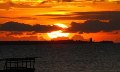 Zdjecie TANZANIA / brak / Zanzibar / zachod w raju