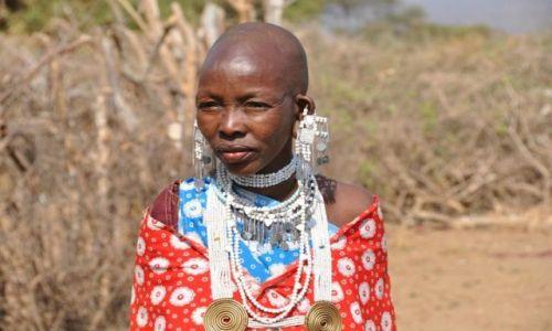 Zdjecie TANZANIA / - / Tanzania / Masajka