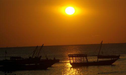 Zdjecie TANZANIA / Zanzibar / Stone Town / Zanzibarskie zachody słońca... ehhhhhhhhh
