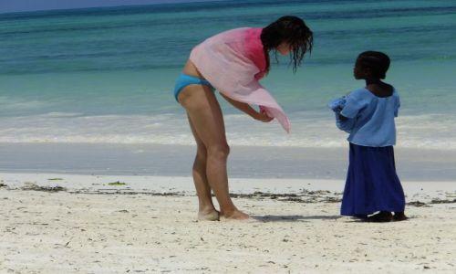Zdjęcie TANZANIA / Afryka, Zanzibar / Jambiani / afrykańskie dzieciństwo...